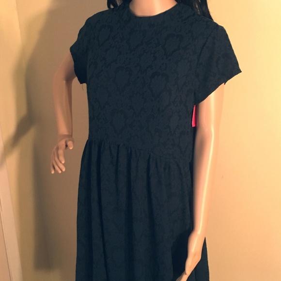 Nwt Spruce Semi Formal Lace Dress Xl